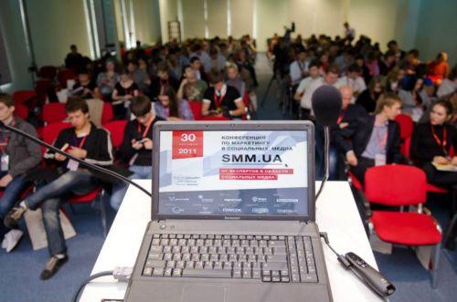 Репортаж с конференции SMM 2011