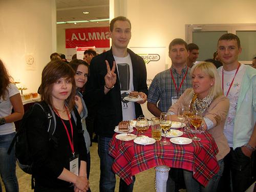 SMM 2012. Команда VPS.ua