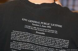 GNU/GPL лицензии. Правовое регулирование