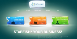 Интервью с сервисом Starfishkupon