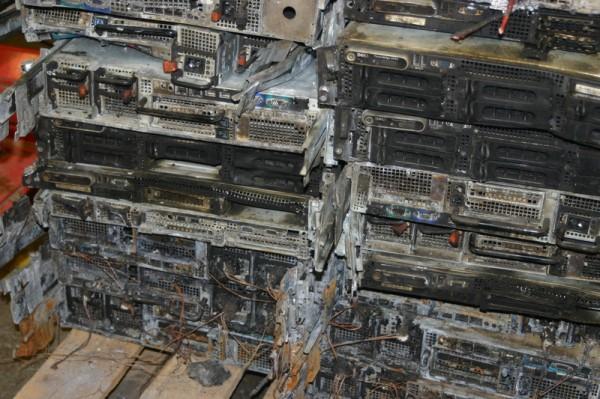 Горящие сервера