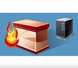 как установить firewall
