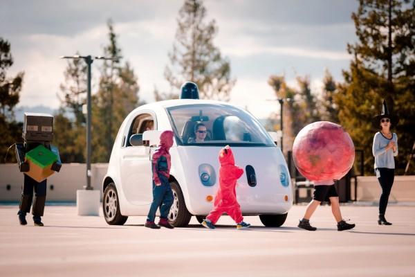 умный автомобиль google