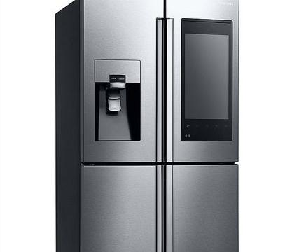 холодильник смартфон