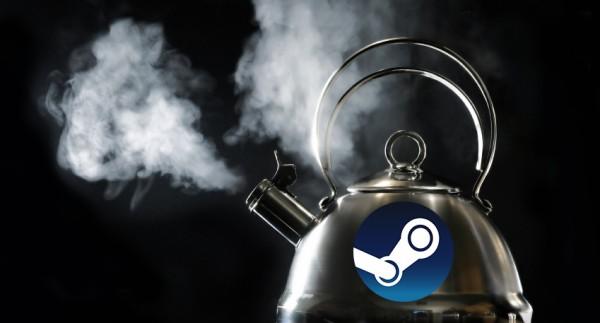 выросла посещаемость в steam