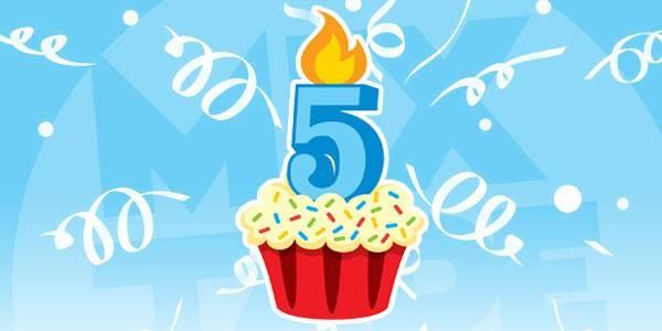 день рождения vps.ua