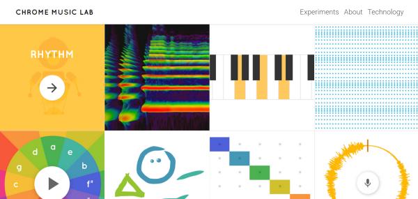 новый музыкальный проект google