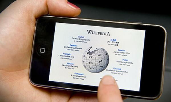 обновление приложения википедии