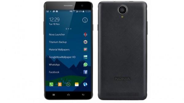 новый смартфон nokia