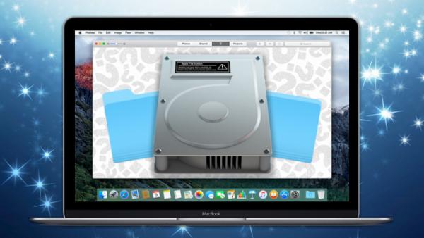 новая файловая система apple