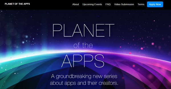 проект Planet of the Apps Apple