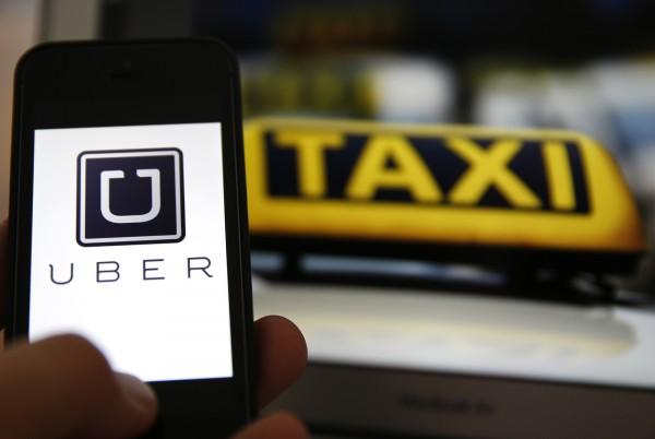 uber такси