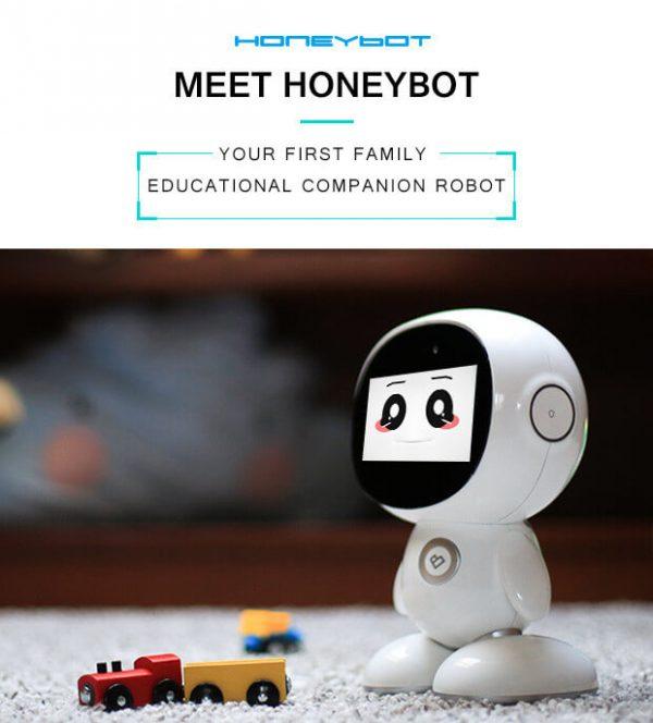 Honeybot робот-учитель