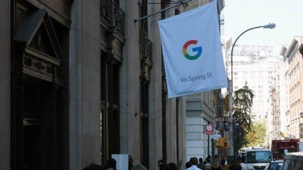 google открыл офлайн-магазин