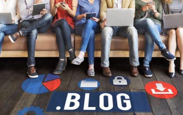 домен .blog
