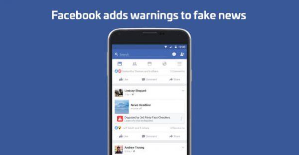 фейсбук недостоверные новости
