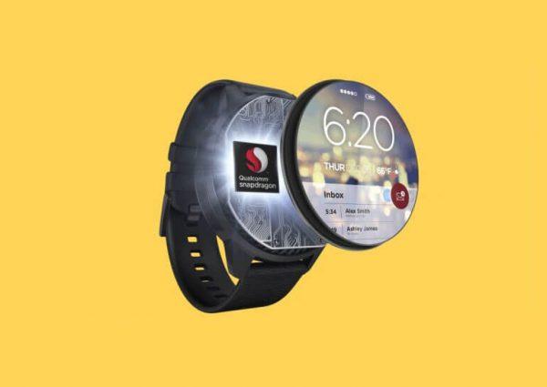 LG смарт часы