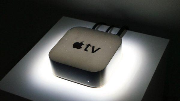 выход apple tv