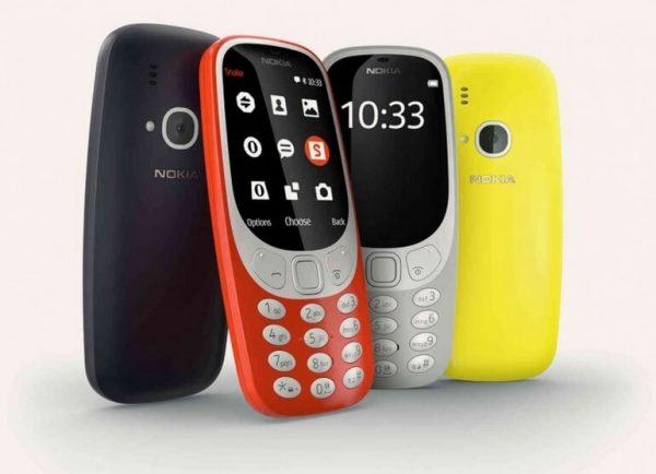 новая версия нокиа 3310