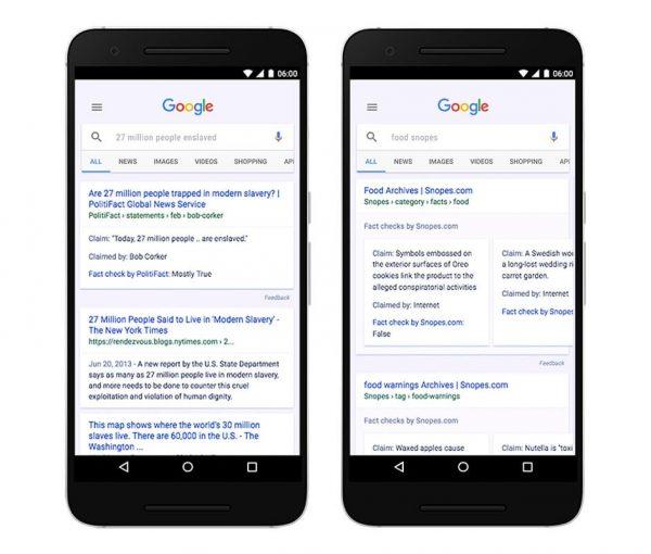 проверка новостей от google