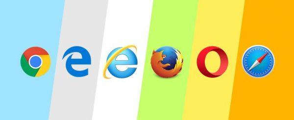 популярные браузеры 2017