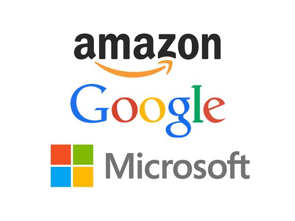 Гибридное облако на примерах Амазона, Гугла и Майкрософта