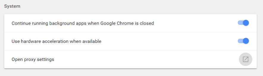 Настройка протокола TLS 1.2 в Google Chrome