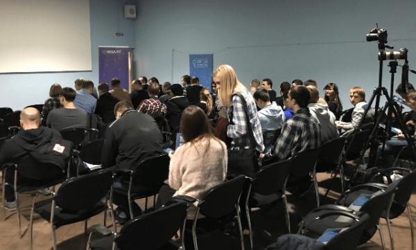 it-встреча в Харькове Smart Club for Java Devs