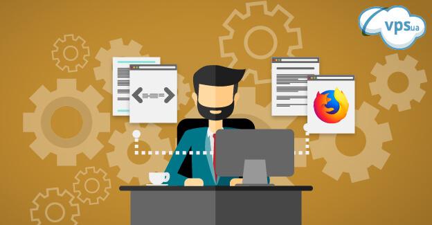 Инструменты разработчика в Mozilla