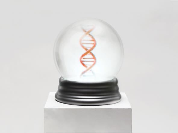 Генетическое предсказание судьбы
