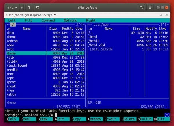 нужные программы для ubuntu