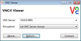 Подключение через RealVNC