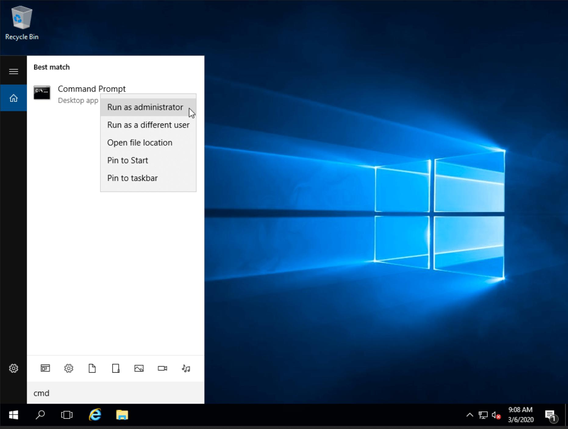 Подключение к облачному Windows VPS по RDP